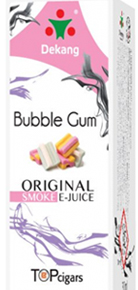 E-liquid Dekang Menthol Bubble Gum